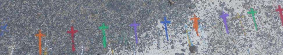 Gedenkspur für die Euthanasieopfer der Tötungsanstalt Pirna-Sonnenstein